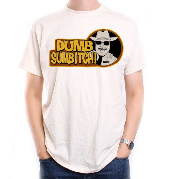 Ispirato a Smokey The Bandit Men Women Unisex Fashion tshirt Spedizione gratuita Funny Cool Top Tee Black