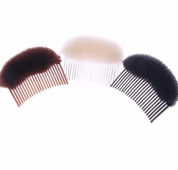 Woman Lady Hair Clip Hot Stick Styling Clip Stick Styling Sponge Clip Bun Maker Braid Tool Hair Accessories