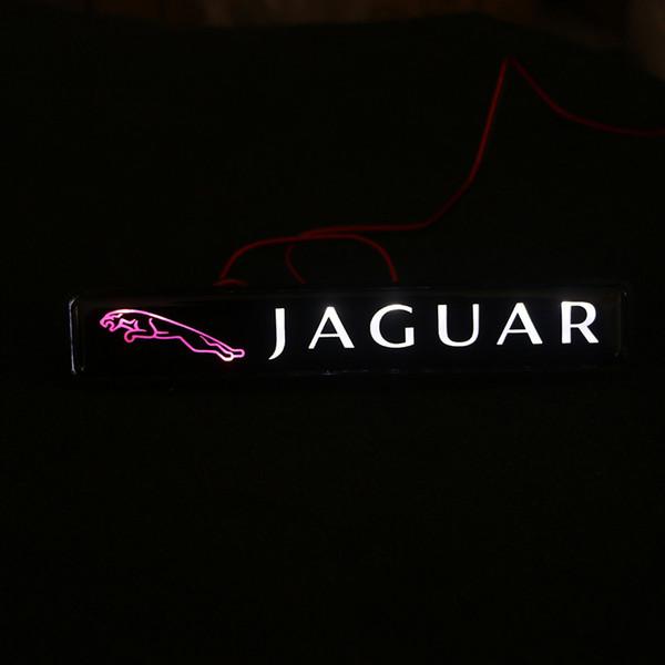 Jaguar XF XFL XFR XJ XJ6 XK S F TYPE Hood Grille Grill Bonnet Led Drl Light Lamp Daytime Running Light