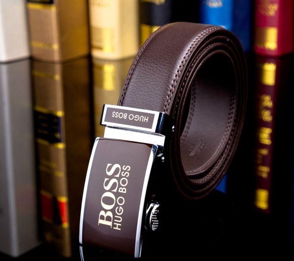 Lederband männlich automatische Schnalle Gürtel für Männer authentische Gürtel Trend Herren Gürtel ceinture Modedesigner Damen Jean Gürtel