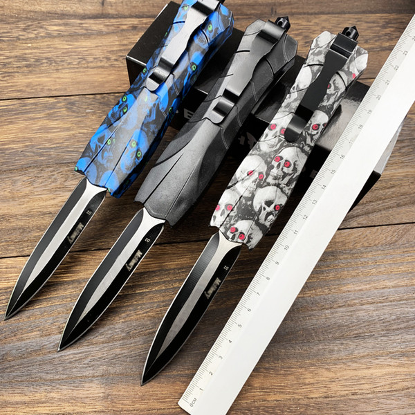 D2 steel blade 3300 McHenry Nylon glass fiber handle folding camp hunt utility EDC tool knife for outdoor hiking travel gift knife