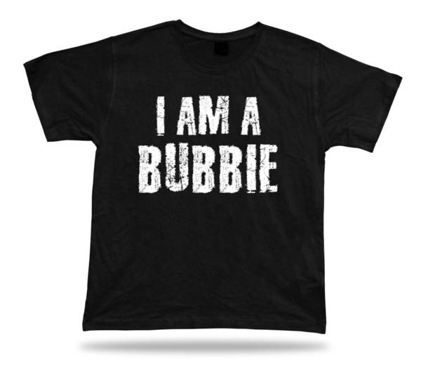 Я горжусь Bubbie удивительный лучший когда-либо футболка birhday особый случай подарок тройник смешно 100% хлопок Майка тройники пользовательские Джерси Майка