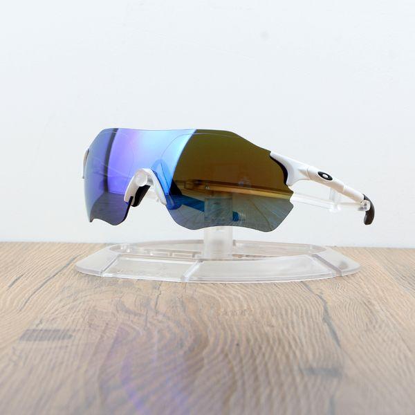 Ev zero Top Designer outdoor riding glasses running ultralight sunglasses polarized sports glasses ev zero frameless suit D2