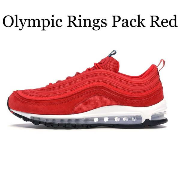 Olympic Rings Pack Red