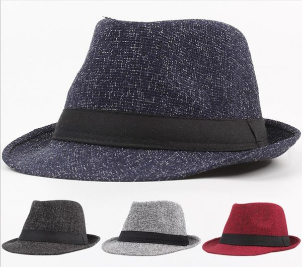 Spring and Summer New Linen-like Leisure Straw Hat Korean Edition Men and Women Shade Short Corner Hat Fishermen Beach Hat Tide