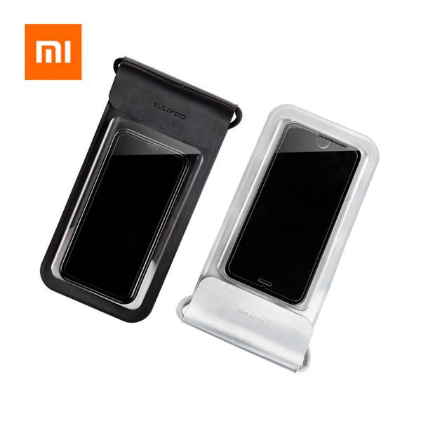 HOT originale Xiaomi Guildford 6 pollici IP67 impermeabile Custodia per cellulare Supporto per smartphone Touch Screen per iPhoneX 6 6S 7 8 Plus