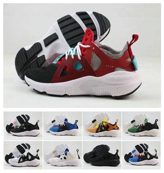 Huarache Tipo Mens tênis para Designer de qualidade superior Red Black White Grey Huaraches amarelas Zapatos Moda Sports Sneakers Tamanho 40-46