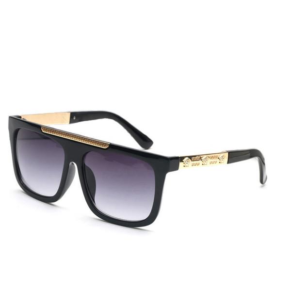 Оптовая 20 шт. / Лот старый стиль спортивные солнцезащитные очки