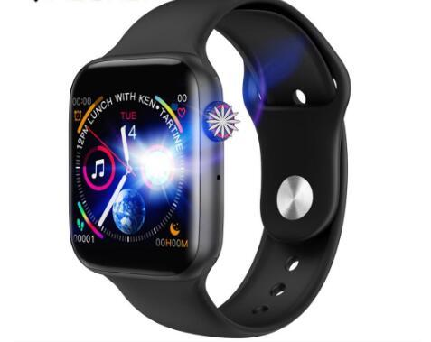 2019 New Smartwatch Men ECG Heart Rate Fitness Monitor Bluetooth Call Touch Screen Watch Women For Apple Android Phone