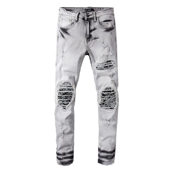 2019 pantalons mens designer marine armée AF1 force vestes de moteur pour hommes femmes masculin Jeans Street style militaire