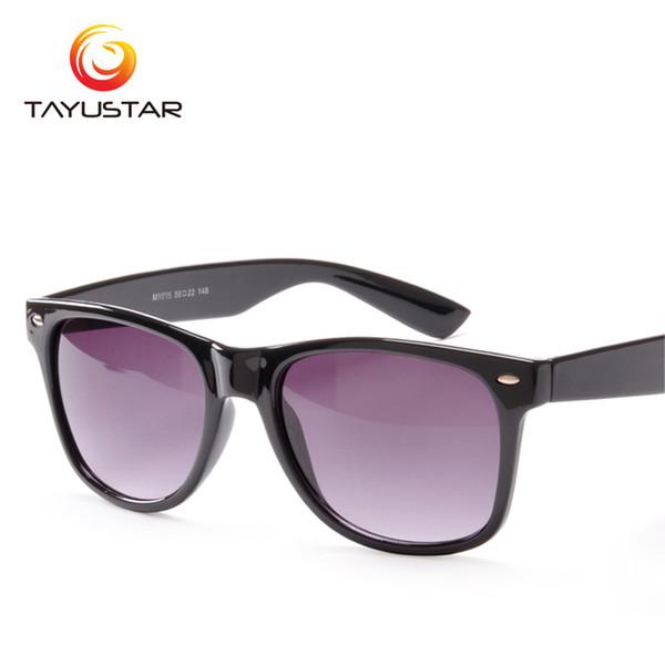 Meeshow Popular PC Sunglasses Men's big Square Frame eyeglass UV400 Sun glass Anti-radiation eyes shadow hot sale