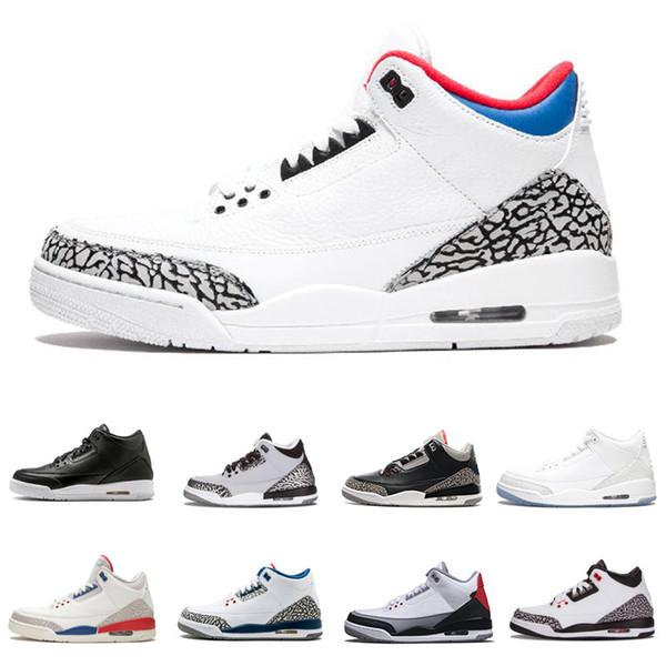 Men's Sports Designer Shoes Basketball Shoes Katrina Tinker JTH NRG Free Throw Black White Cement INTERNATIONAL FLIGHT Free Shipping