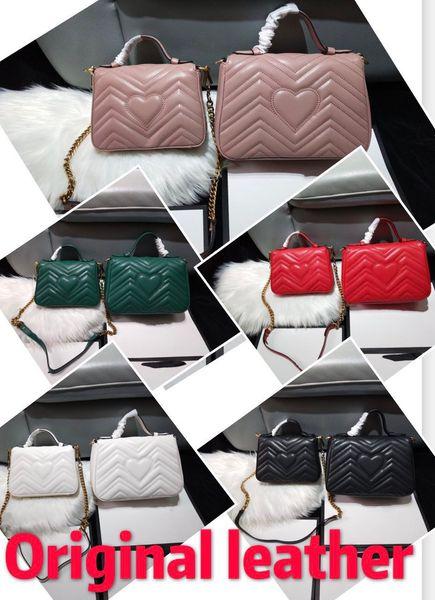 top popular 2019 brand fashion luxury designer handbags Fashion Bags women bag Shoulder Bag Genuine Leather Famous Brand crossbody bag 2019