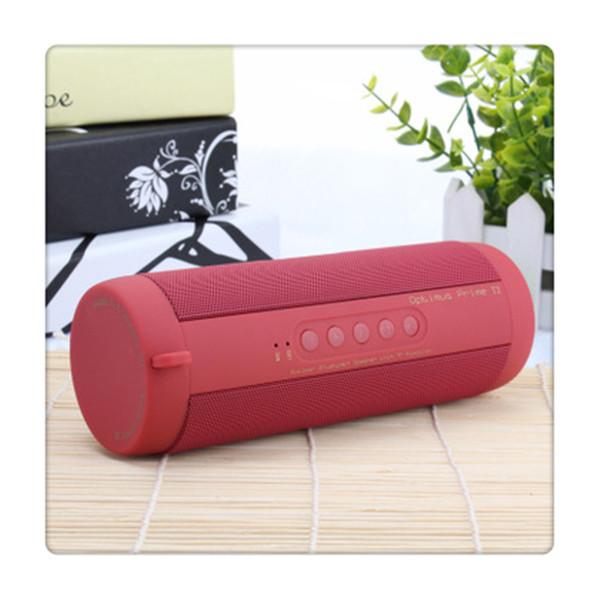 Waterproof Speaker Portable Outdoor Column Box Loudspeaker Wireless Best Bluetooth Speaker High Quality for ios Andriod Free Shipping
