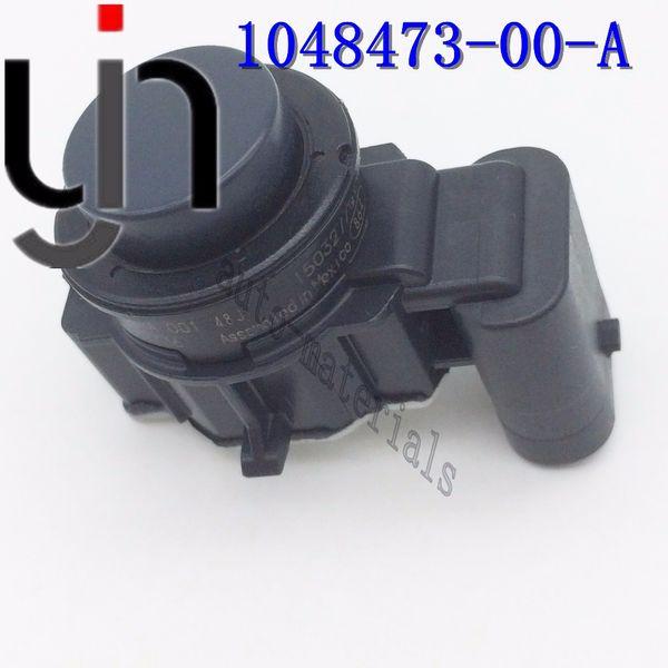 1PCS PDC auto di assistenza al parcheggio del sensore Genuine 1.048.473-00-A-A 1.048.473-01 1.048.473-02 0.263.033,326 mila per 70 S 90 S P90D con anelli Bumper