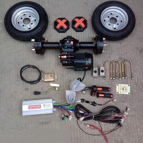 Whole Kit 48V500W