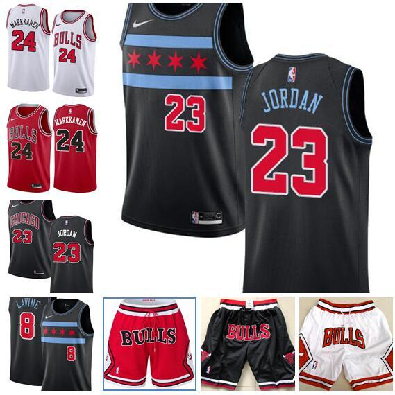 new concept 97dde e90ff 2019 2018 Chicago Bulls, 23 M J, 8 Lavin, 24 Makanen, City Edition Jerseys  And Pants. From Poloshirtbb, $22.92 | DHgate.Com