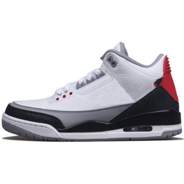 2019 Chicago All Stars 3 Tinker Hatfield Black Red Cement Men Basketball  Shoes JTH NRG 3s Varsity Red Mens Sneakers Trainers Size US 8 13 From ...