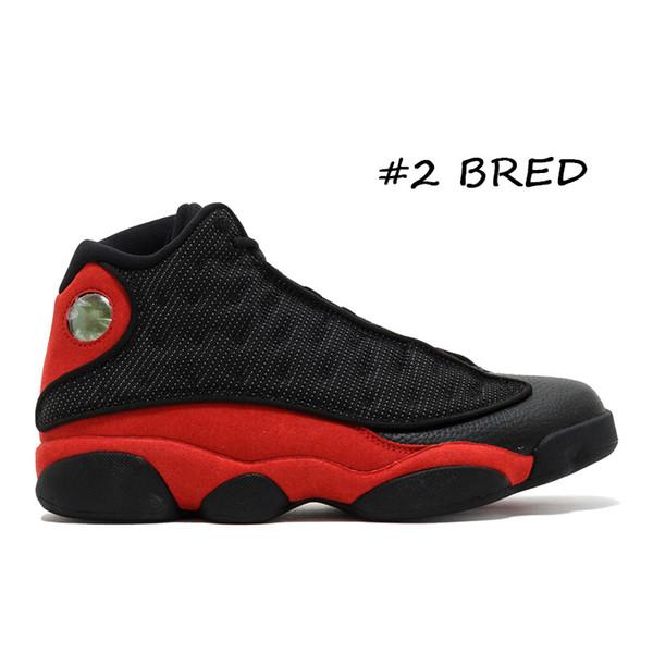 #2 BRED