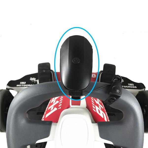 Xiaomi Kart Parts Fari Strong Horns Carica USB Lampada Kart Kit Fari Accessori per scooter Scooter Light