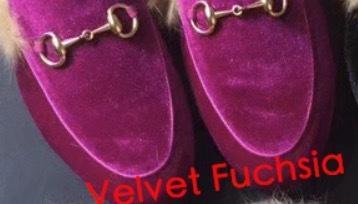 Velvet Fuchsia