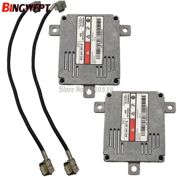 Compre Nueva Unidad De Módulo De Control Hid De Balasto De Faros Cable Para V W Passat J Etta Golf Para Audi S4 A5 A3 A4 A8 8k0941597b 8k0 941 597 B
