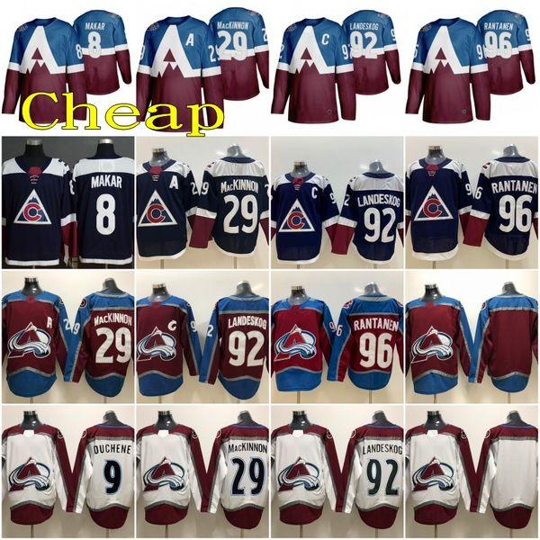 top popular Stitched 2020 Stadium Series Jerseys Colorado Avalanche Hockey 8 Cale Makar 29 Nathan MacKinnon 92 Gabriel Landeskog 96 Mikko Rantanen 2020