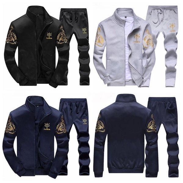 Le dernier modèle en 2019, costume de baseball de la Ligue universitaire, costume pour hommes de loisir, costume de sport, M-4XL, C130
