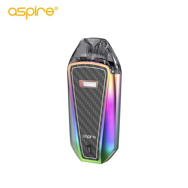 100% authentique Aspire AVP PRO Kit construit en batterie 1200mAh et AVP Pro pod 4ml réservoir e cig cartouche Kit récent