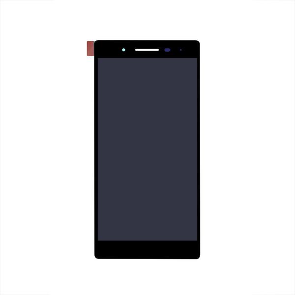 Сборка ЖК-экрана для Lenovo Tab 4 TB-7504X TB-7504N TB-7504F Сборка ЖК-дисплея и сенсорного экрана