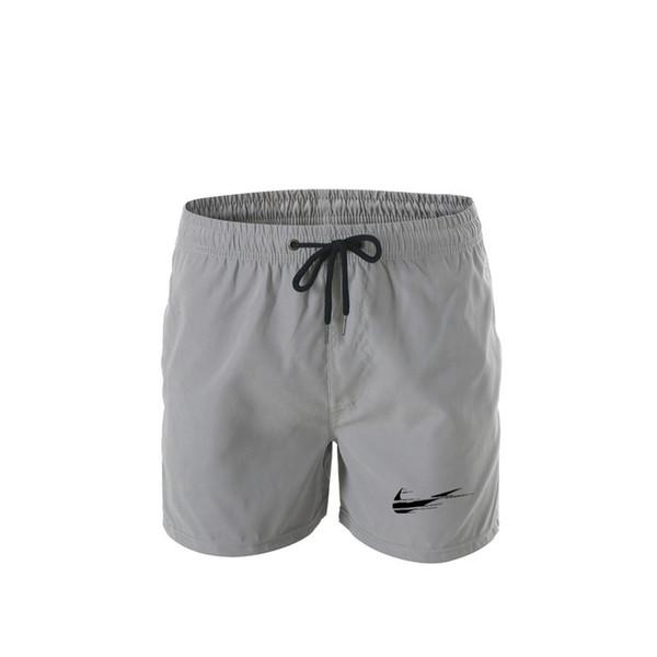 Summer Men's Shorts Beach Boxer Pants Fitness Shorts Running Pants Quick-drying Breathable Jogging