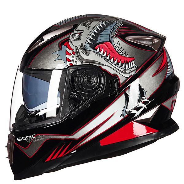 genuine gxt men motorcycle helmet flip up summer double lens visor cool style winter moto scooter motorbike motor bike helmet