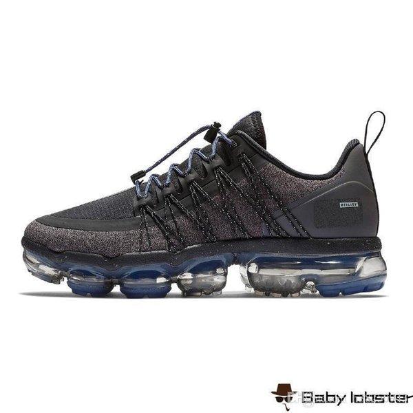 Wholesale Burgundy Crush 2019 Run UTILITY running shoes for men REFLECTIVE Medium Olive Black White designer mens trainers sports sneakers