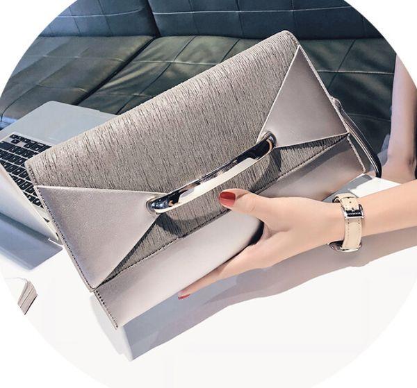 Wholesales Korean version 2019 new personality fashion handbag star with the same hand grab bag shoulder Messenger bag