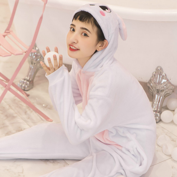 Animali Unicorno Kigurumi Costume Pigiama carino Ragazza Bambini Tutina Flanella Uomo ragno Autunno Inverno Anime Tuta Travestimento Abito da un pezzo