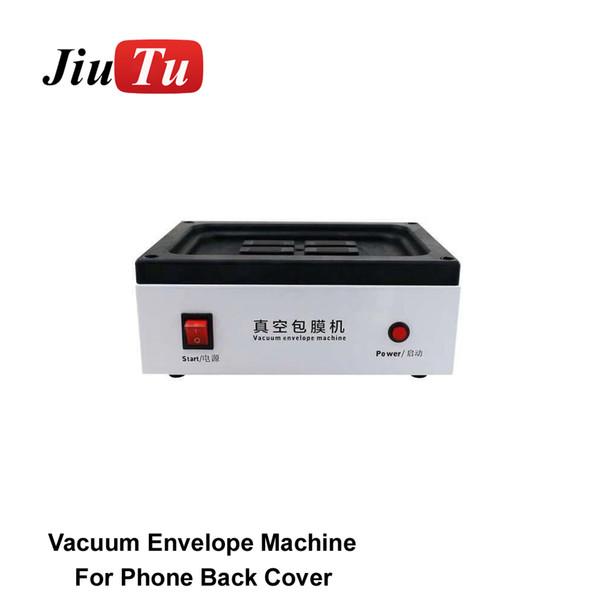 Mobile Phone Vacuum Envelope Machine For Phone Back Cover Film DIY Envelope  Lcd Repair Machine Iphone And Samsung JiuTu Cell Phone Parts Wholesale