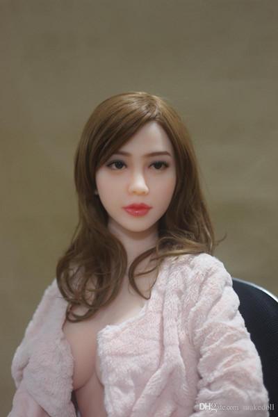 실제 섹스 인형 살아있는 실리콘 섹스 인형 현실적인 파열 인형 실물 크기 일본어 실제 사랑 인형 성인 장난감