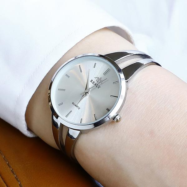 Charm Bracelet Women Watch Fashion Stainless Steel Jewelry Female Clock Quartz Ladies Wrist Watch Relojes Mujer