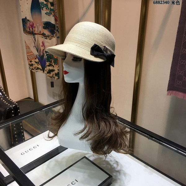 2019 early spring new ladies high quality sun hat1171#