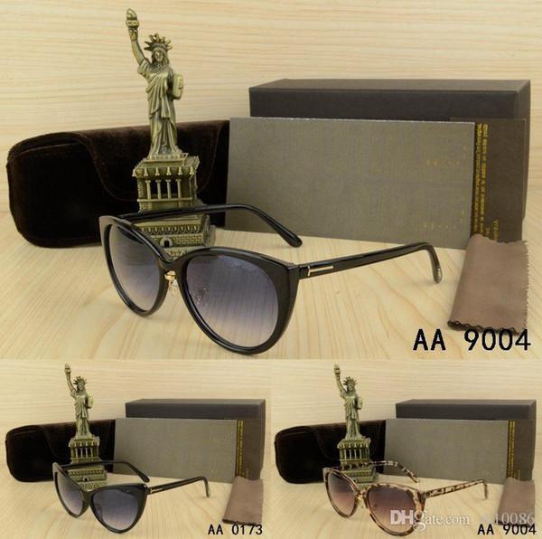 Fashion Brand grandmaster Design for men woman Sunglasses with origianal box case lady eyeglasses Classic square glasses Travel girl UV400