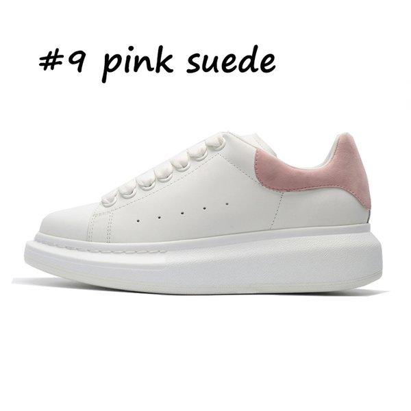 9 suède rose