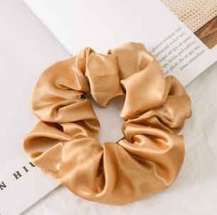 # 5 Fasce per capelli Scrunchies