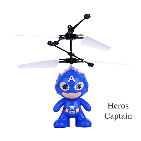 Heros Captain