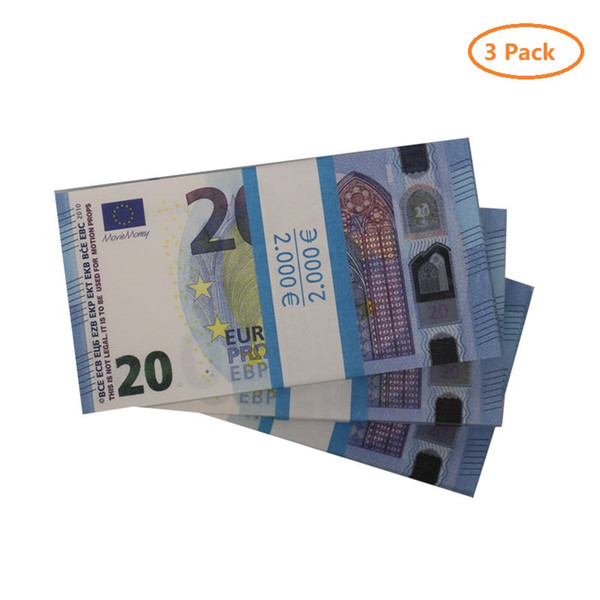 20 euros (3pack 300pcs)