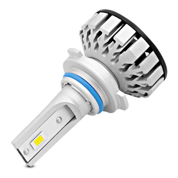 LS01 - Farol 100W 10000lm do diodo emissor de luz do automóvel de R8 9005 / HB3