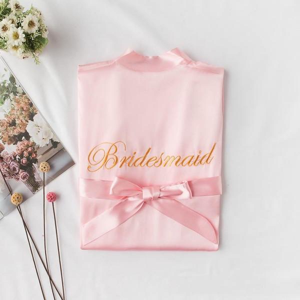 Bridemaid Pink