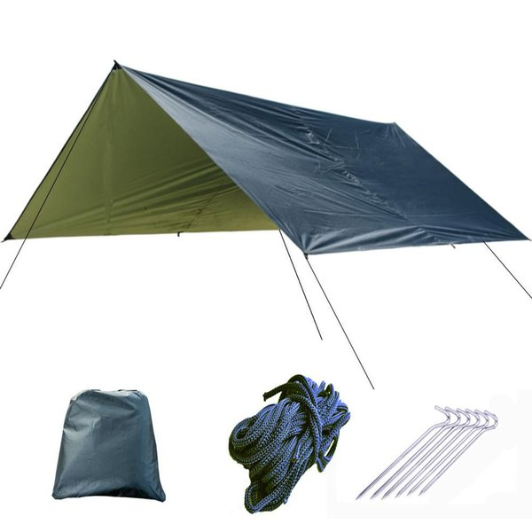 Estera de Camping, Negro