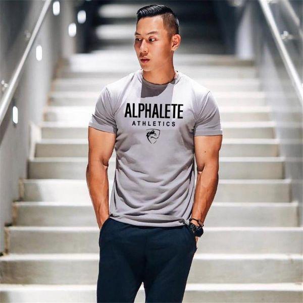 newf 2019 novíssimo Roupa preto dos homens de manga curta camiseta Hip Hop extra longo encabeça T camisetas para ginásios homens do algodão t-shirt