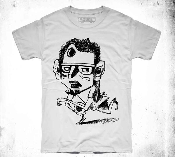 Nova Camisa Unisex T Personalizado Impresso Camisetas Personalizadas Uomo Desenho Man Runner Indie Por Que Tão Personalizado Do Vintage Impresso Camisetas