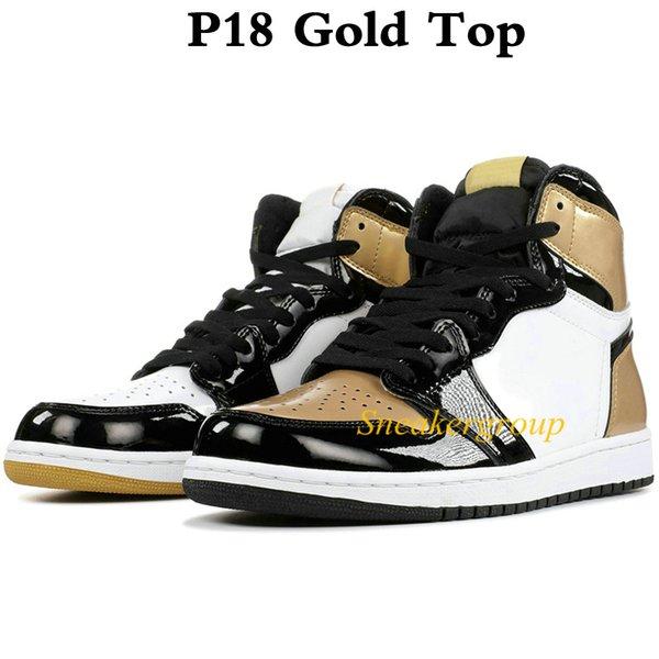 Р18 Золото Топ
